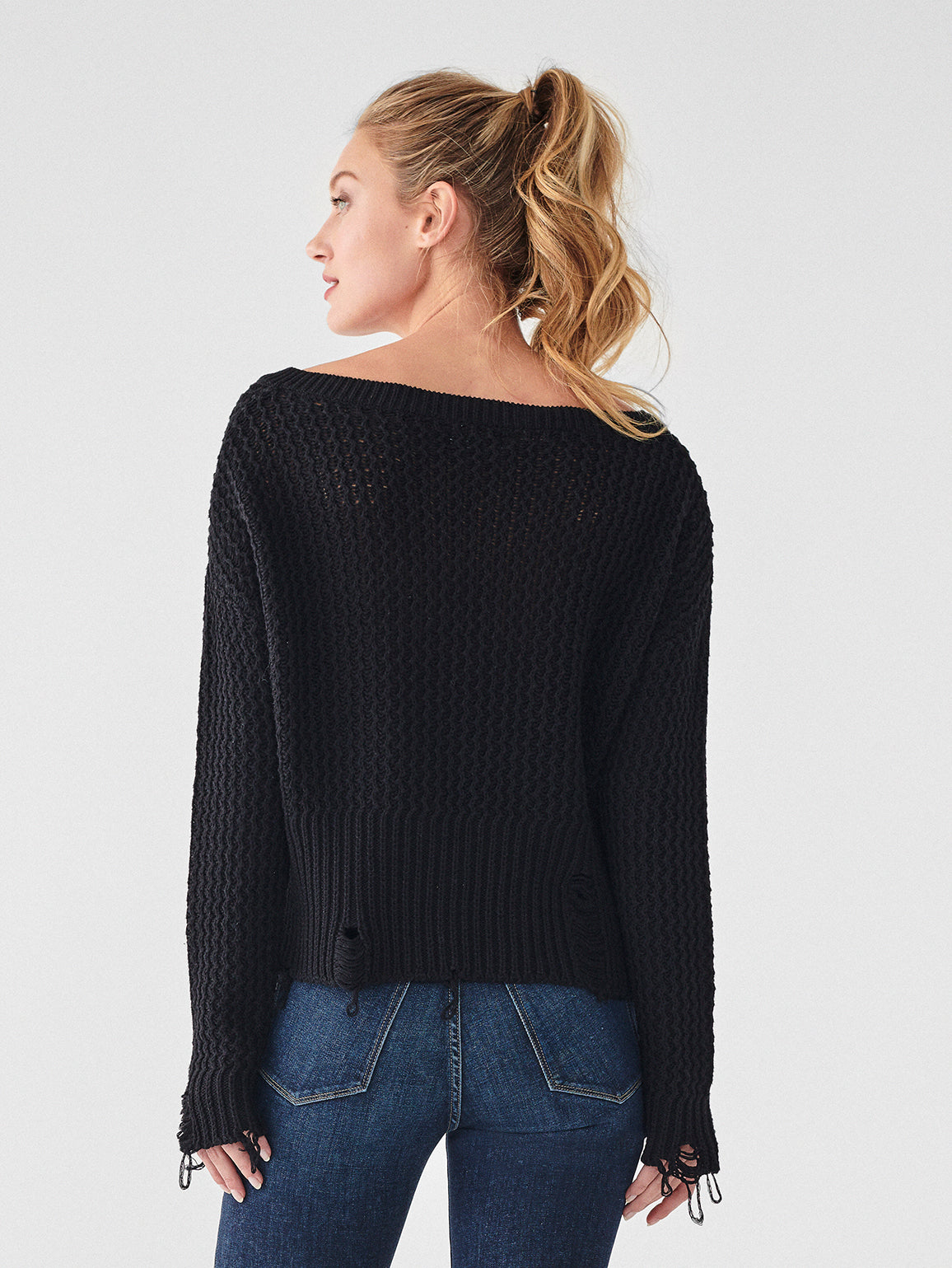 Freeman Alley Pullover | Black
