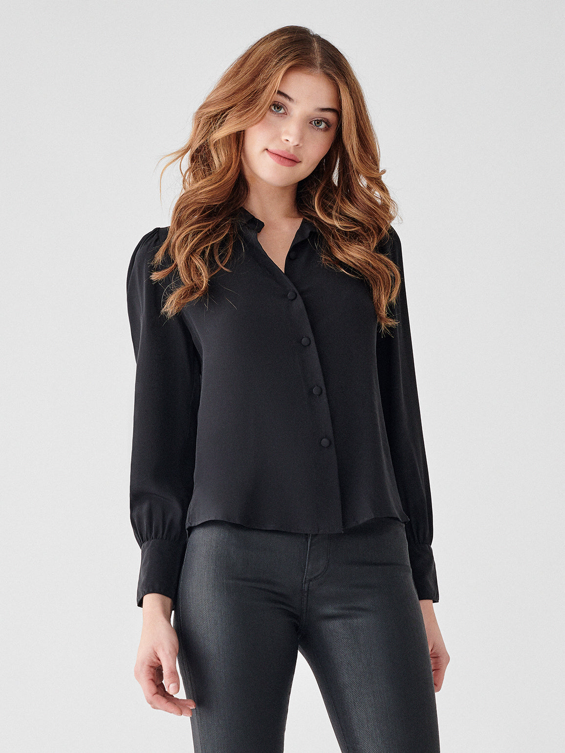 Chambers St Top | Black