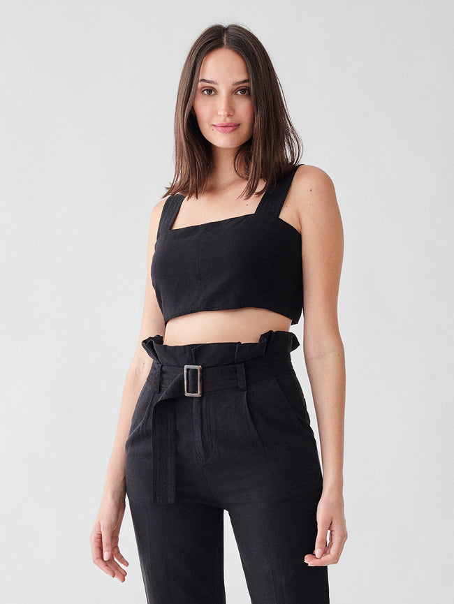 Zarda Top | Black