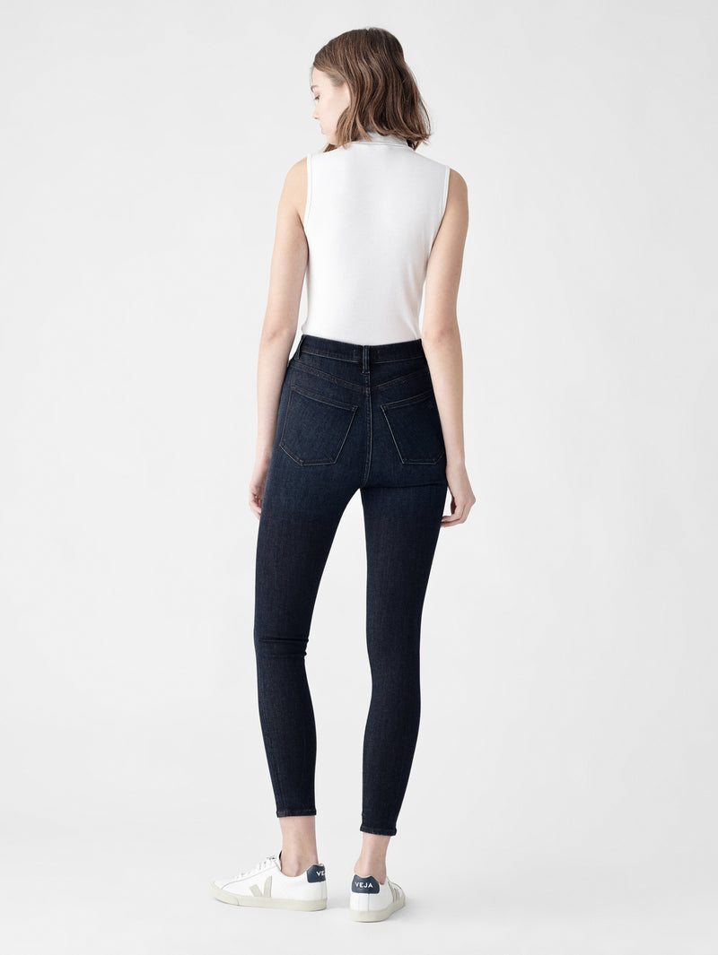 Chrissy Skinny Ultra High Rise Instasculpt Ankle | Strader