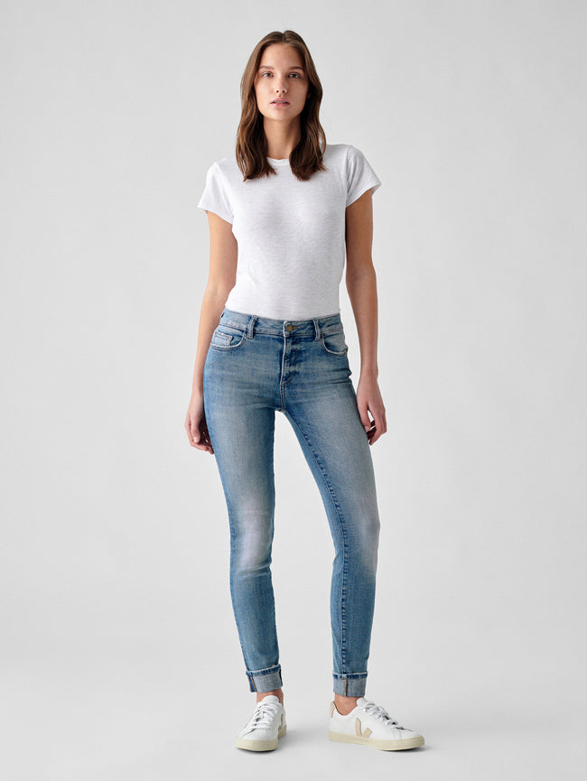 Florence Ankle Mid Rise Ankle Skinny | Bradley
