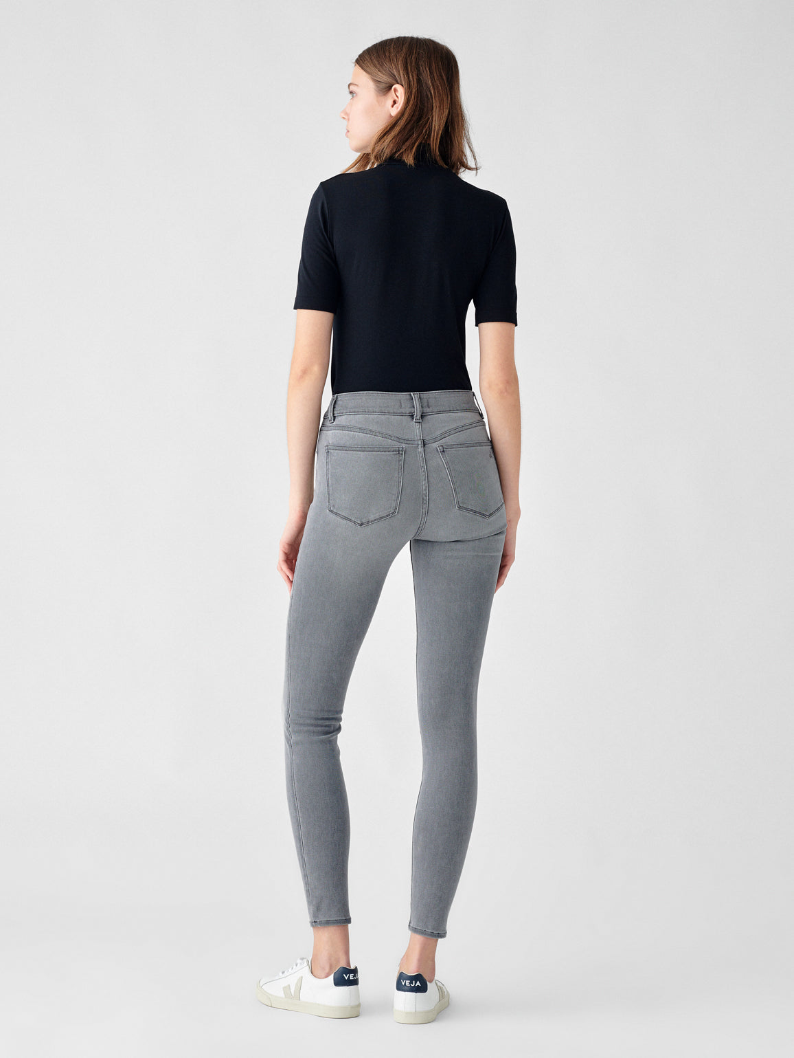 Florence Skinny Mid Rise Instasculpt 30"