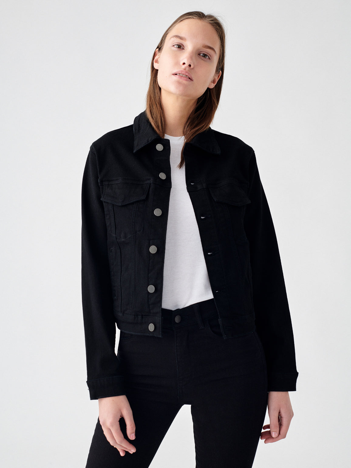 Jane Jacket Slim | Yin