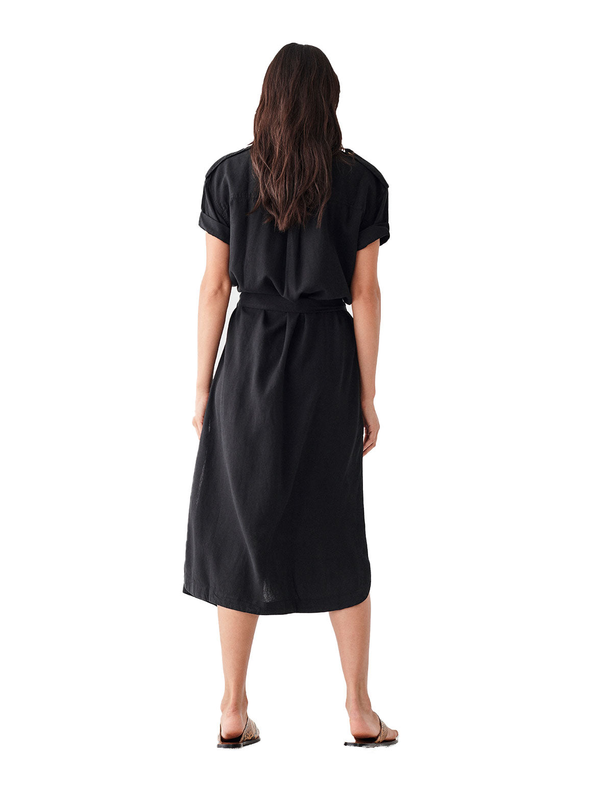 Fire Island Dress | Black