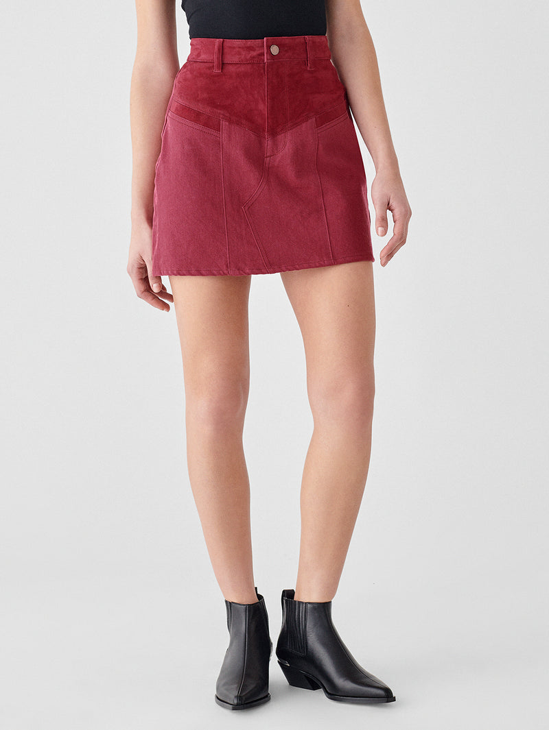 Georgia High Rise Skirt | Gardner