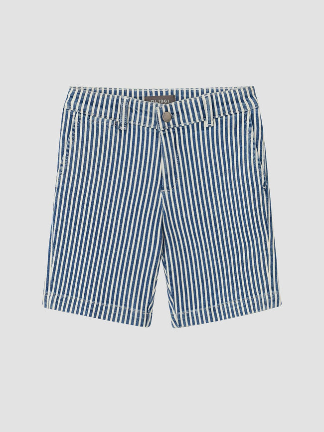 Jacob/B Chino Short | Olympic Blue