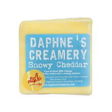 Snowy Cheddar Cheese - Fancy Food Award Finalist 2016