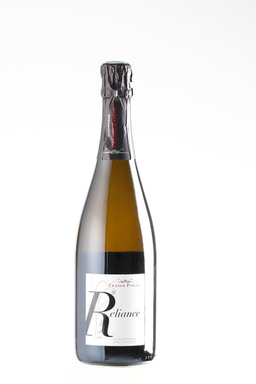 AOP Champagne – Franck Pascal – Reliance – Brut Nature (Biodynamie)