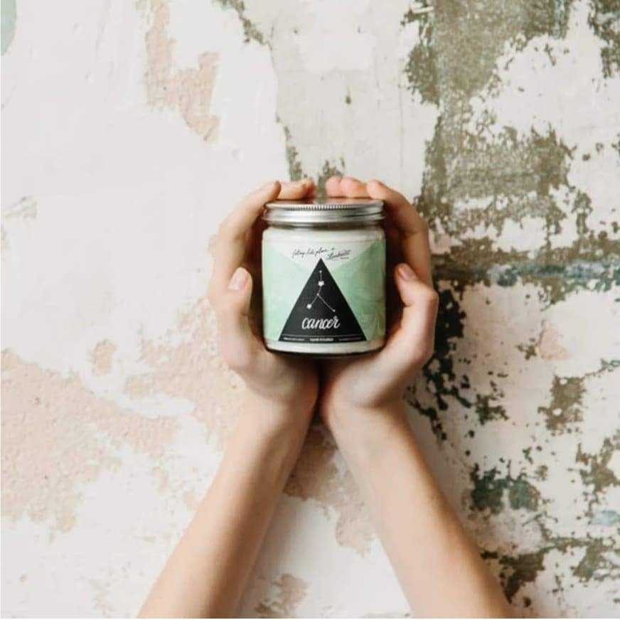 Candle Astrology Series - Cancer - Candle