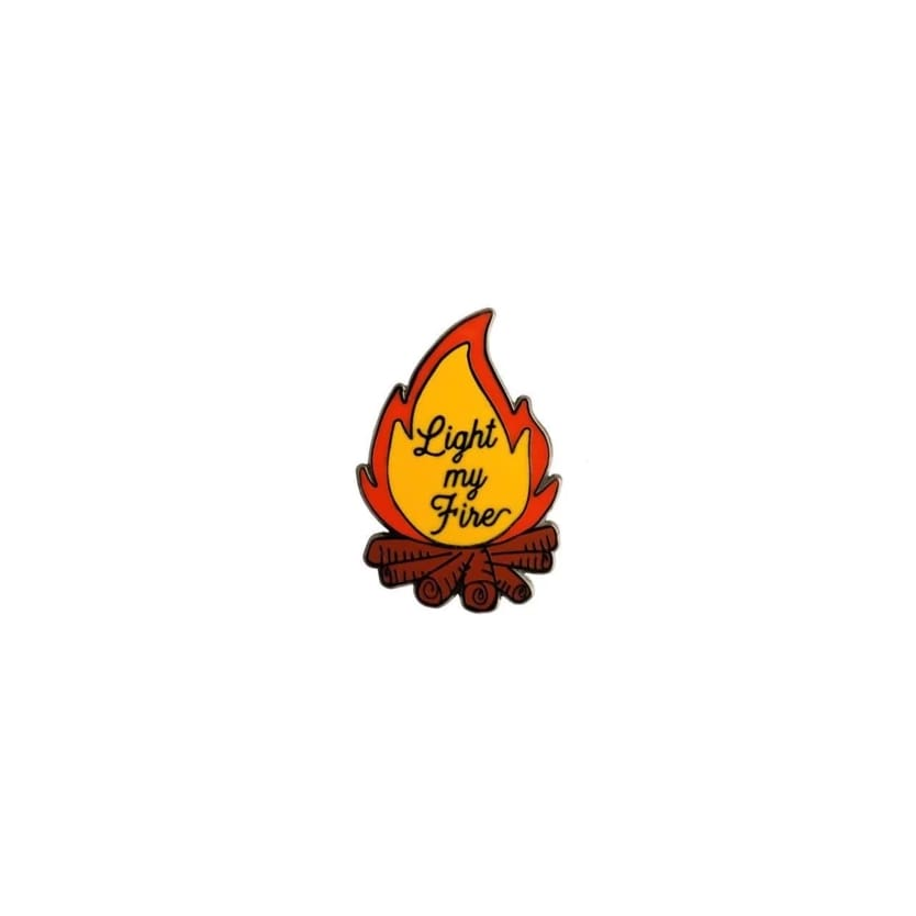 Custom Enamel Pin Come on Baby - Pins