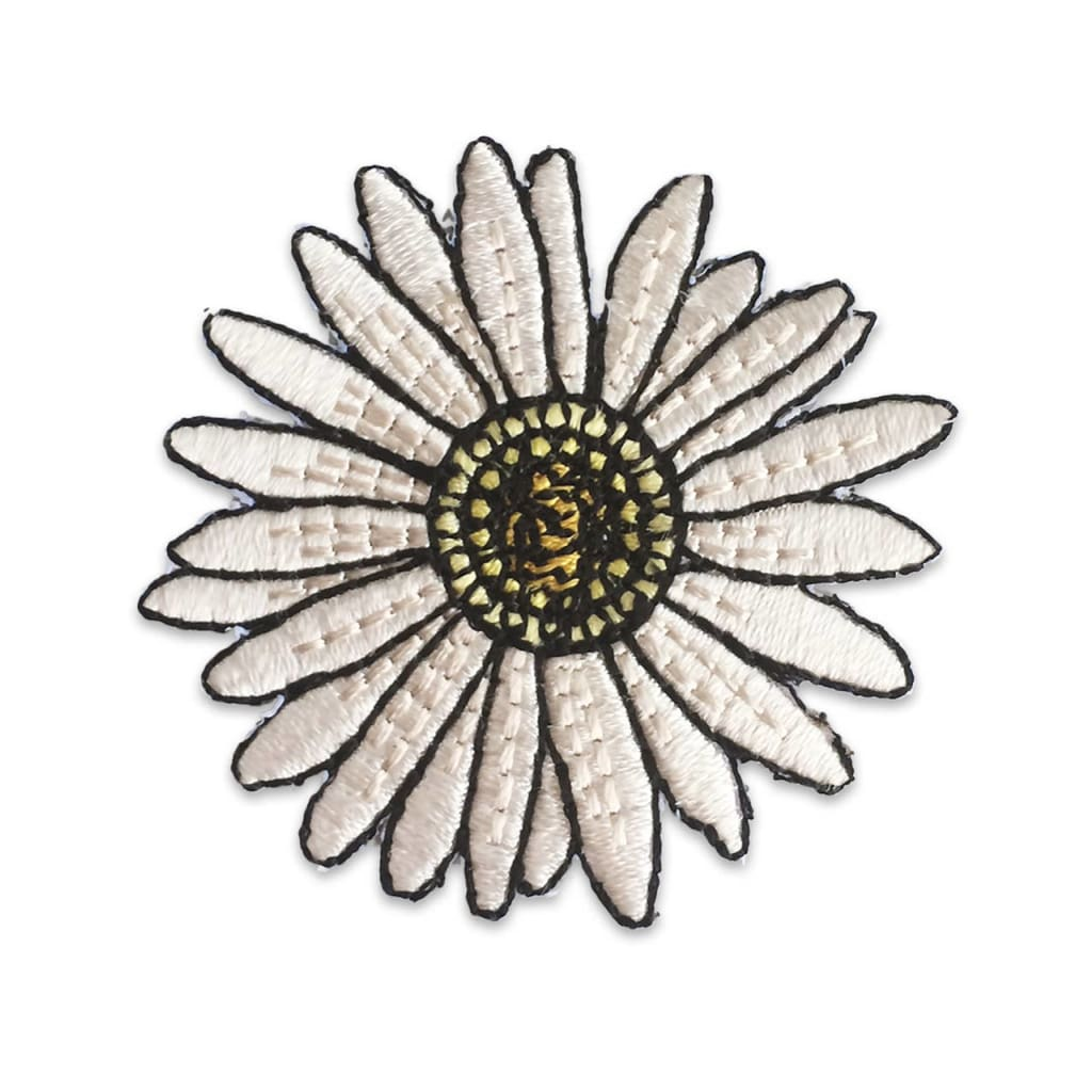 Wildflower + Co. - Patch - Daisy