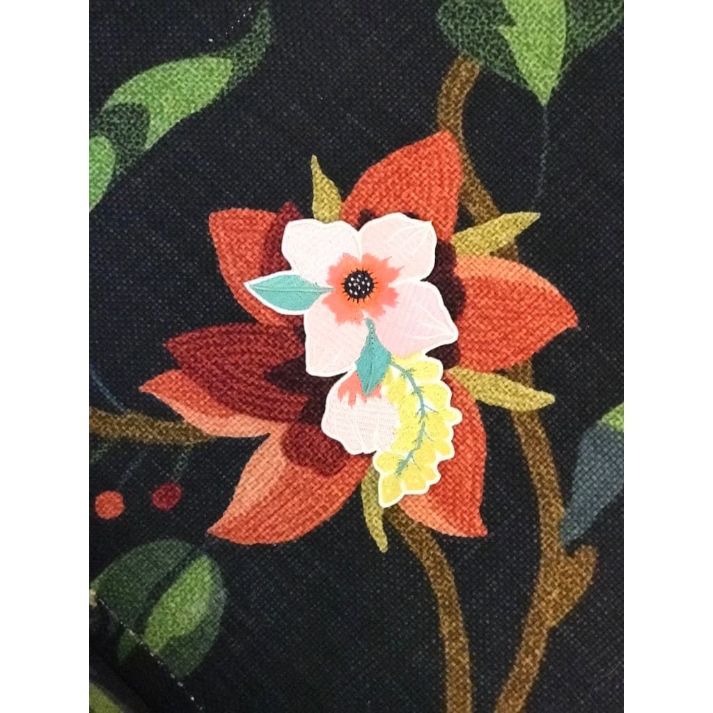 Custom Patch Flower Child - Patches