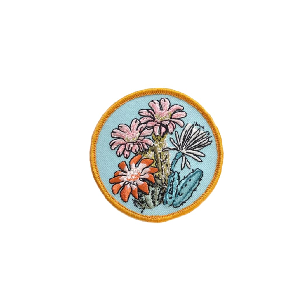 Custom Patch Flower Power - Patches