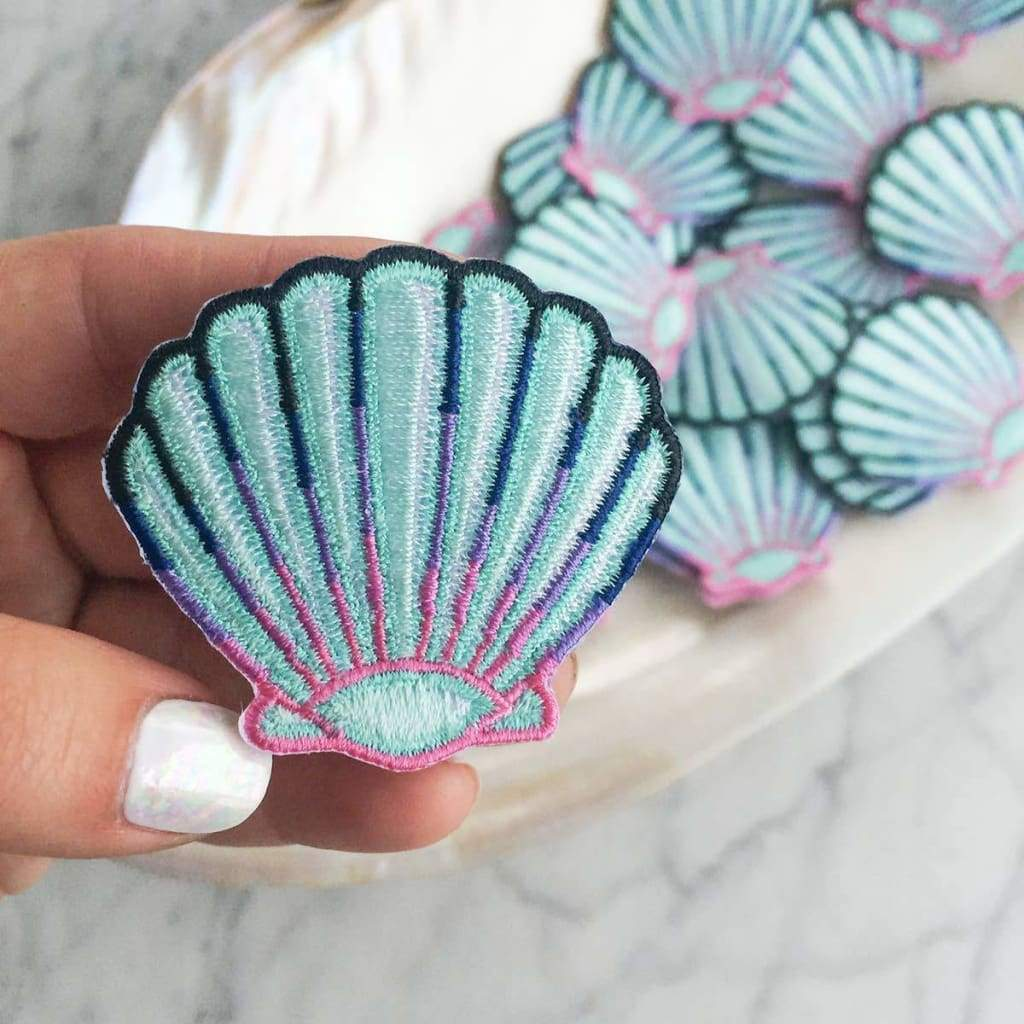 Custom Patch Sally Sells Seashells Down by the Seashore - Patches