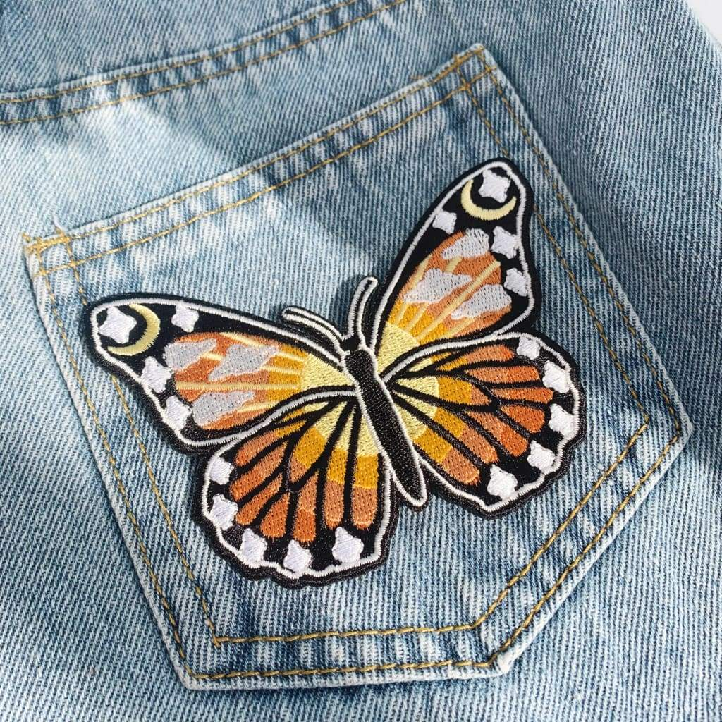 Wildflower + Co. - Sunrise Butterfly Patch - default