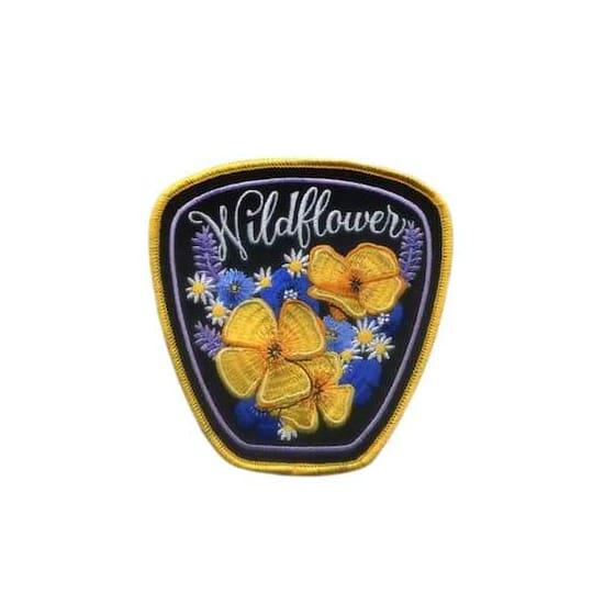 Custom Patch Wildflower - Patches
