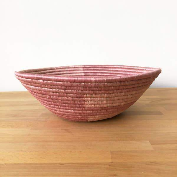 Mutura Peony Basket Bowl - Wall Art