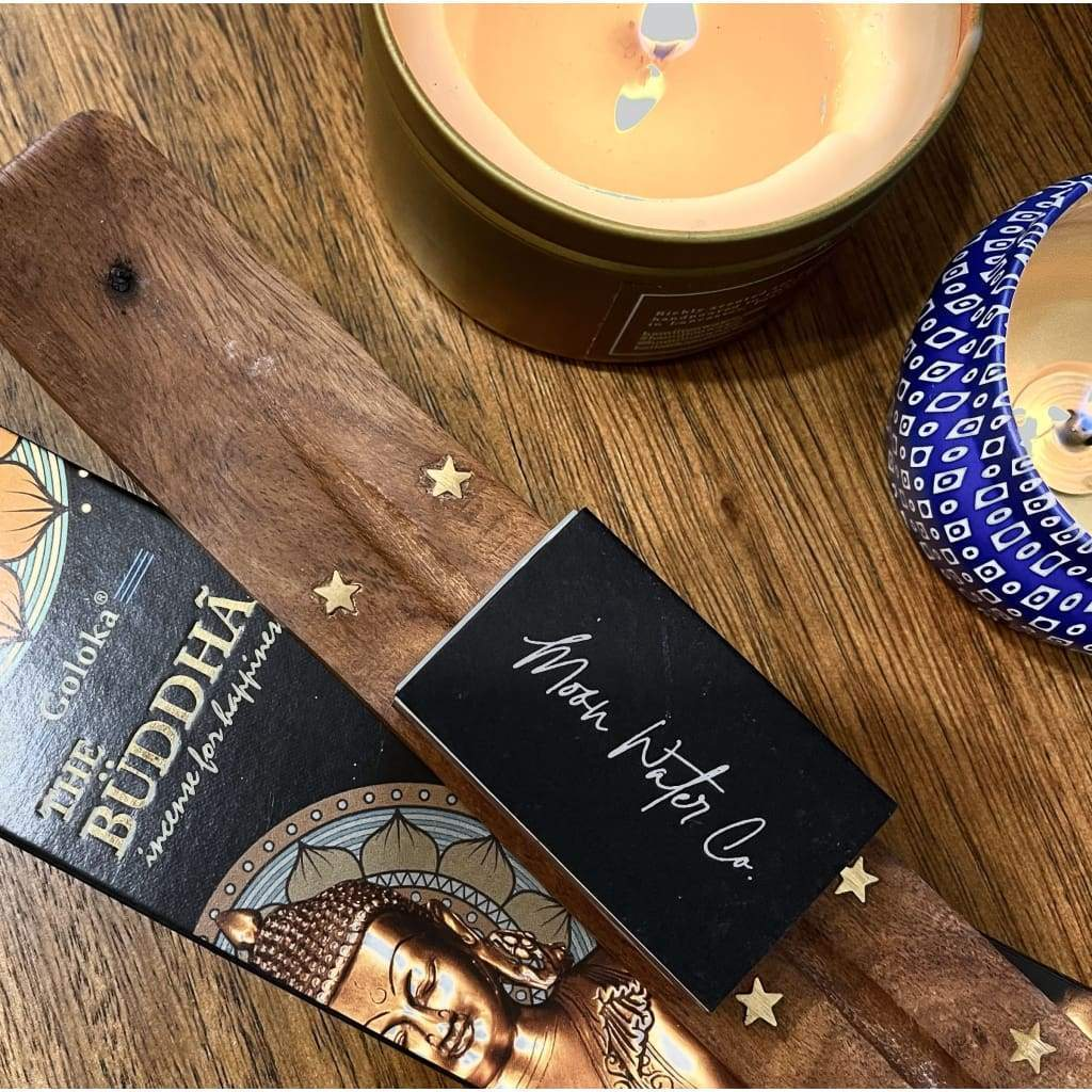The Buddha Incense for Happiness Starter Kit ☾ - Apothecary