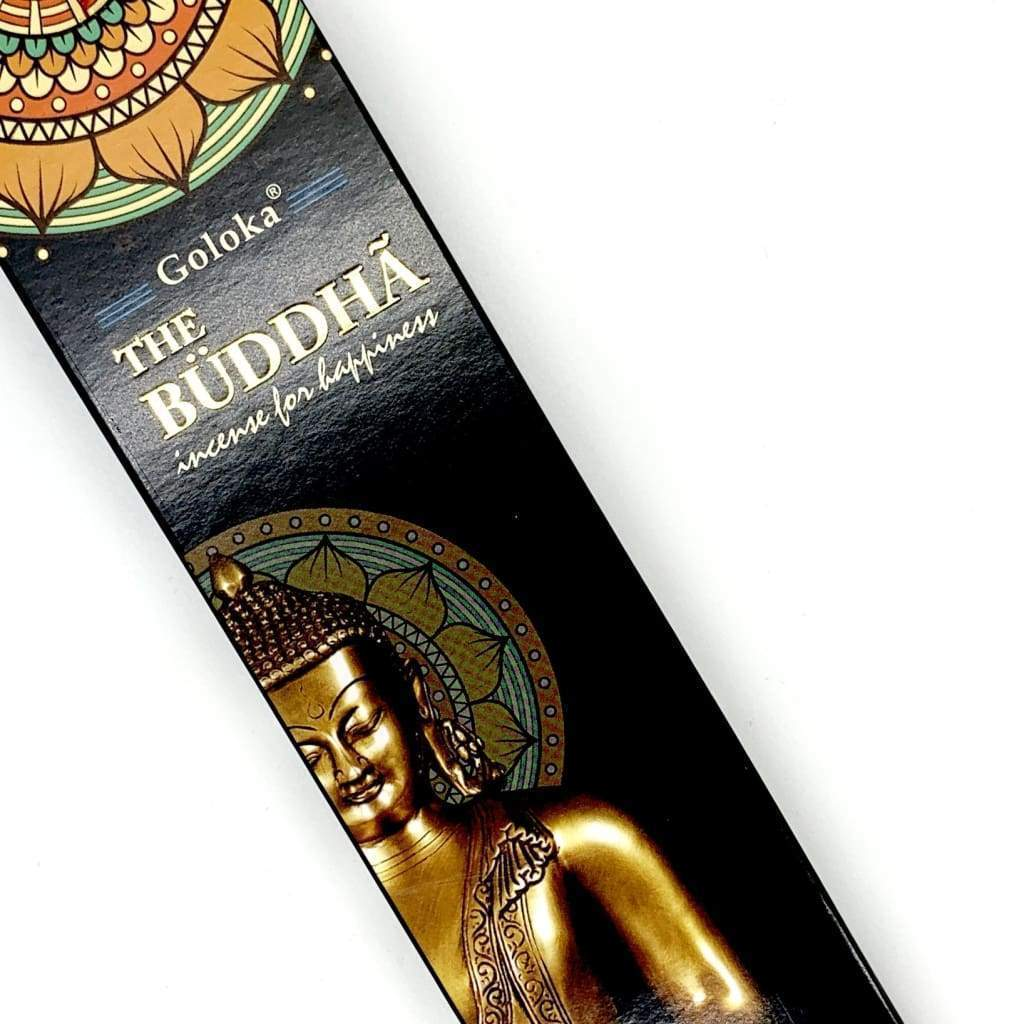 The Buddha Incense for Happiness - Apothecary