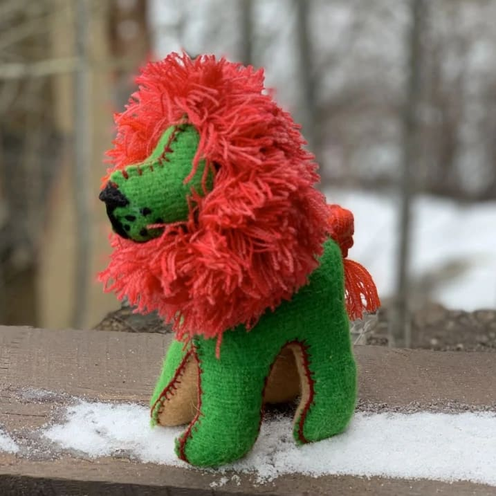 Lion King - Green - Toy