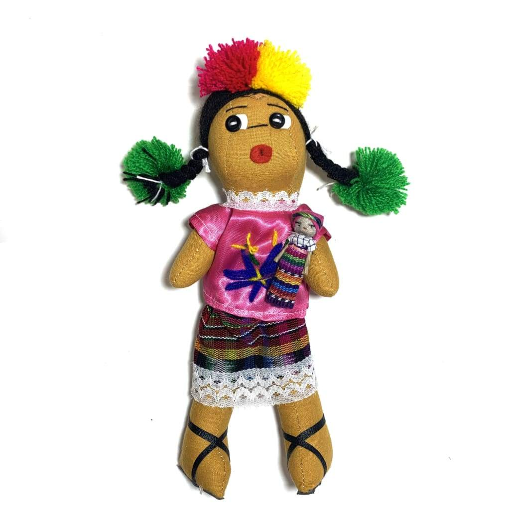 Mayan Worry Doll Rosa - Toy