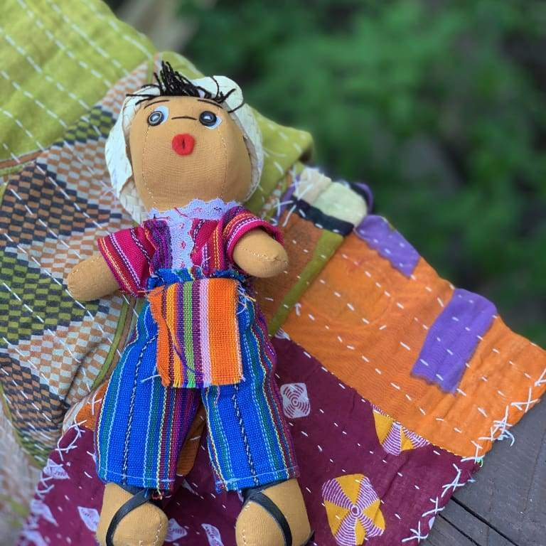 Mayan Worry Doll David - Toy