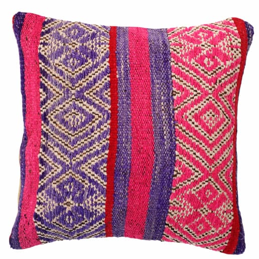 Peruvian Vintage Frazada Pillow Nikki - Pillow