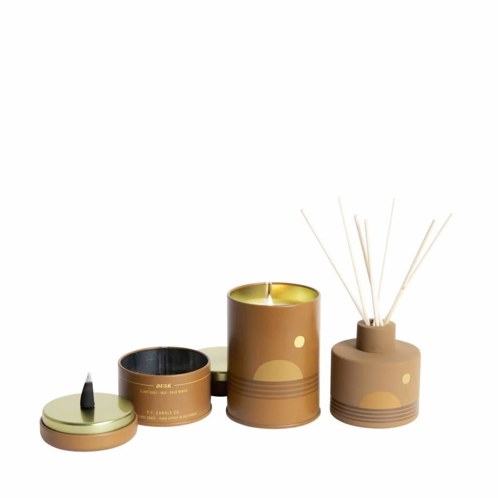 Sunset Incense Cones Dusk - Candle
