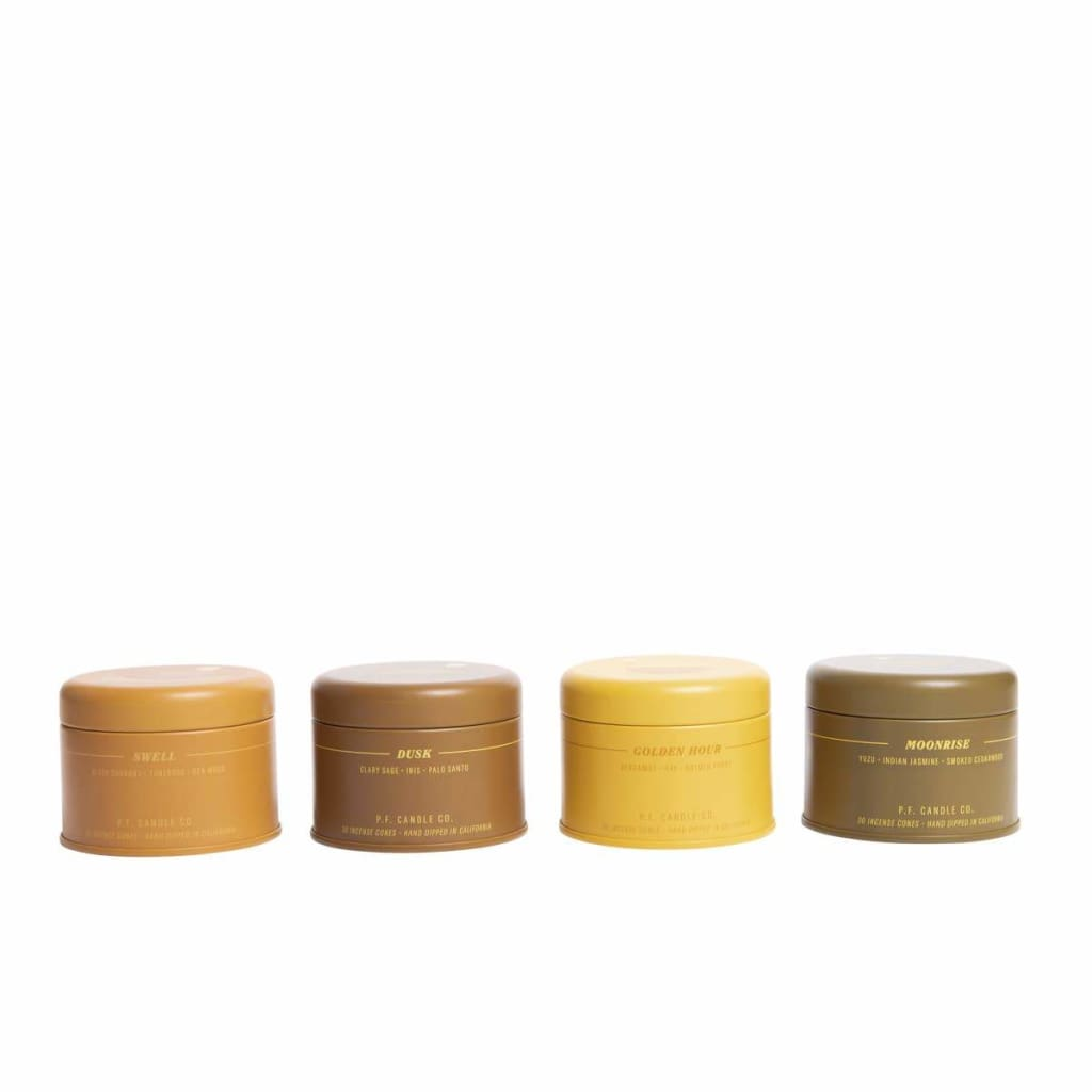 Sunset Incense Cones Golden Hour - Candle