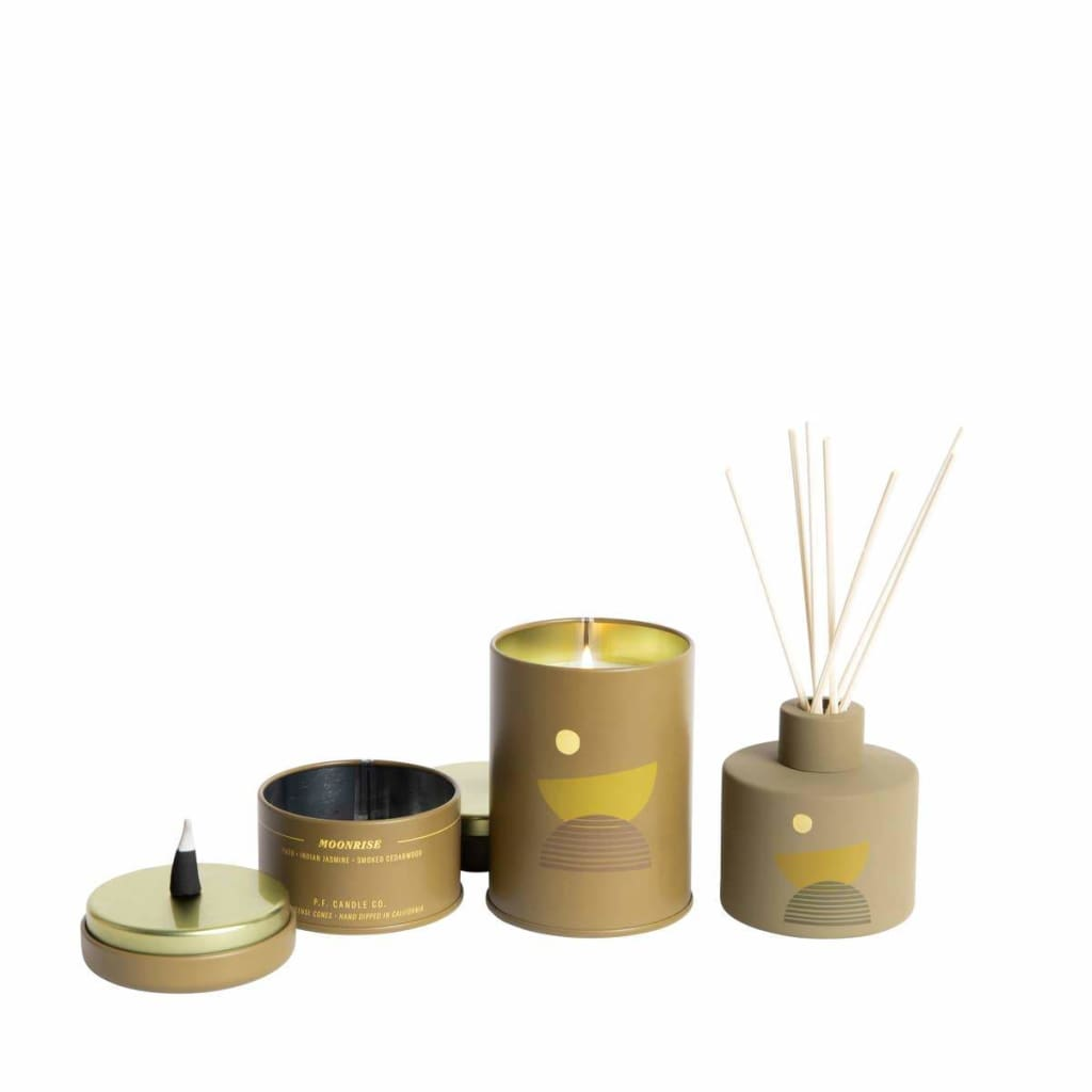 Sunset Incense Cones Moonrise - Candle