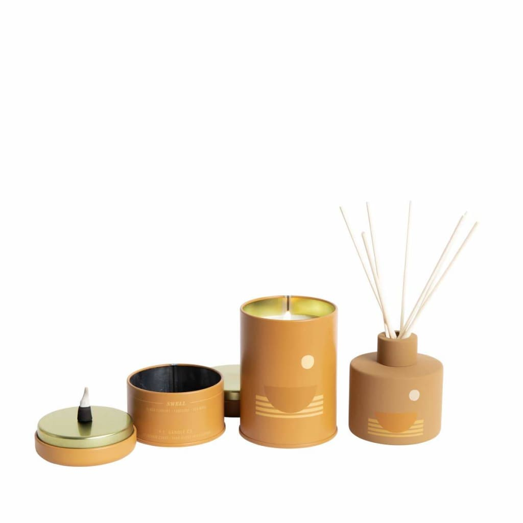 Sunset Incense Cones Swell - Candle