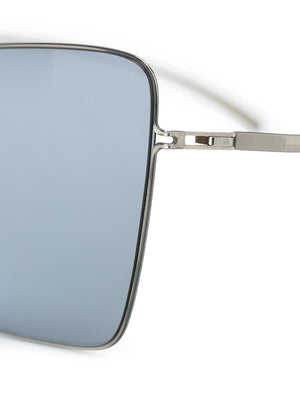 Mens-Steel Sunglasses - THE UNIQUE FIT