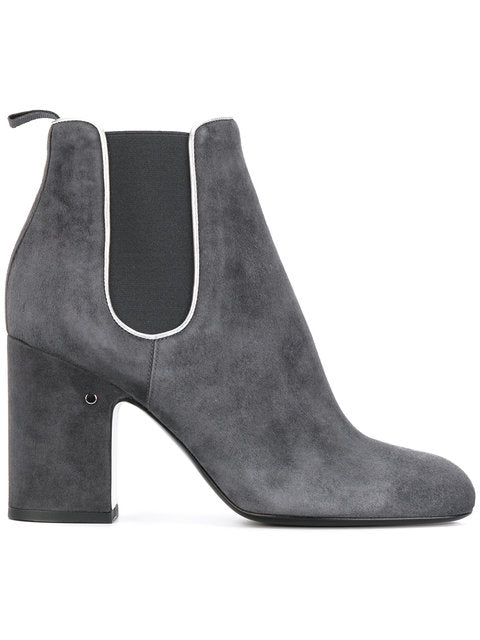 DARK GREY WOMEN WINTER BOOTS(contest) - THE UNIQUE FIT