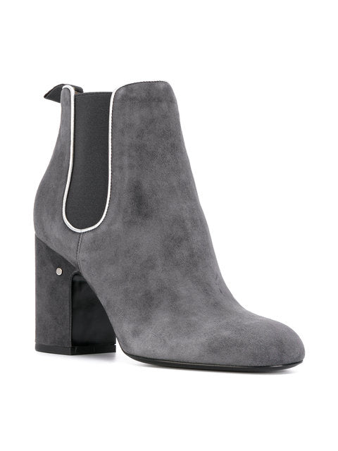DARK GREY WOMEN WINTER BOOTS( Direct purchase) - THE UNIQUE FIT