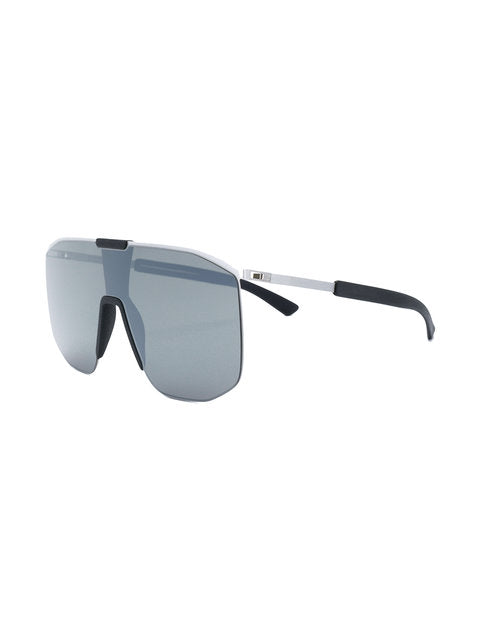 Mens-Metalic Steel Sunglasses - THE UNIQUE FIT