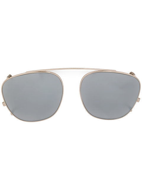 Mens-light grey shaded sunglasses - THE UNIQUE FIT
