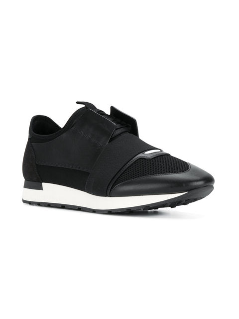 Mens-black mouse shoes - THE UNIQUE FIT