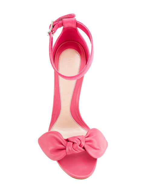 Women's RB Pink heels 8 cm - THE UNIQUE FIT