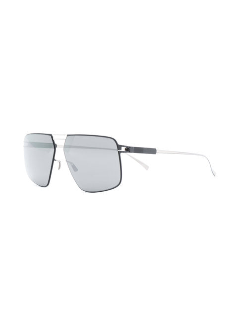 Mens-Dark Grey Sunglasses - THE UNIQUE FIT