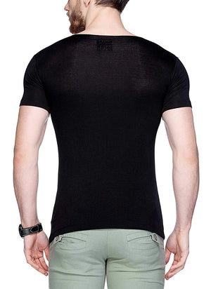 Tinted Men's Rayon, Viscose & Spandex T-Shirt - THE UNIQUE FIT