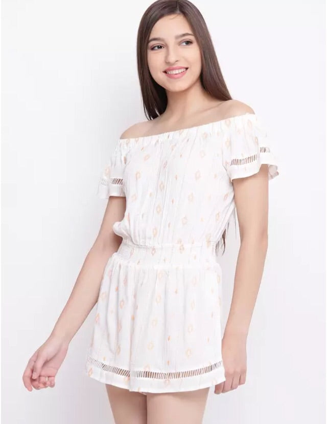 F-women white dress - THE UNIQUE FIT