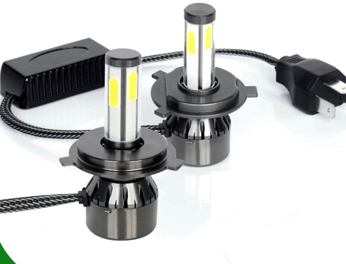 H11 LED Headlight Conversion Kit High Low Beam Fog Light 6000K