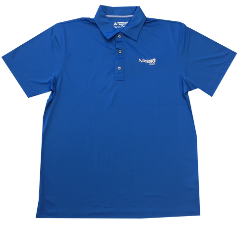 Men's Blue Coach Shirt