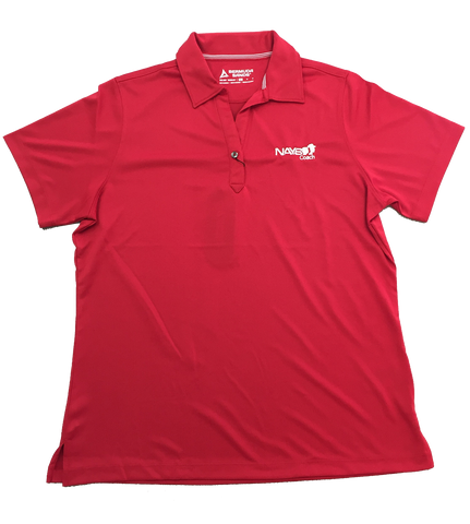 Women's Red Coach Shirt