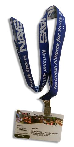 Coaching Lanyard