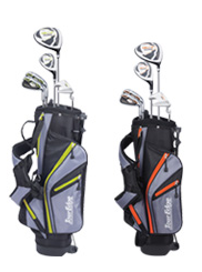 2019 Tour Edge Junior Golf Set - Orange/Green