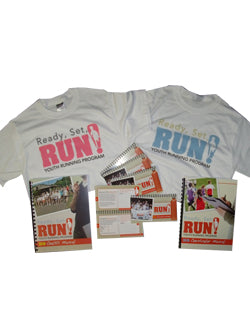 Ready, Set, Run 50 Participant Program Kit