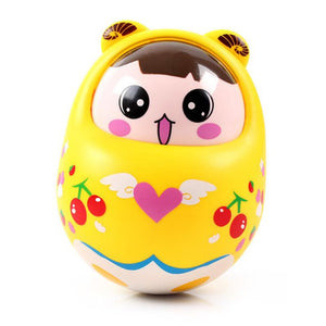 BABY GEAR CARTOON TUMBLER RATTLES CHILDREN BABY TODDLER EDUCATIONAL TOY