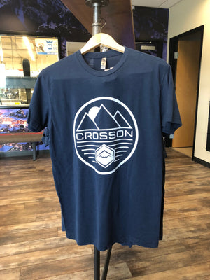 Short Sleeve T-Shirt (Mountain style)