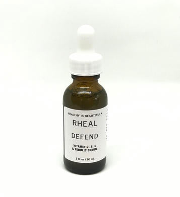 DEFEND Serum - Vitamins C, B, E & Ferulic Acid - Brighten and Protect